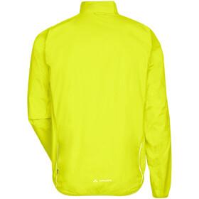 VAUDE Drop III Chaqueta Hombre, bright green